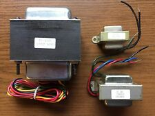 Fender Deluxe Set of 3 Transformers-Power,Output,Choke _New & Never Used