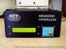 PCT Systems Megasonic Hyperclean Generator Controller 6000 DE CE FREE SHIPPING
