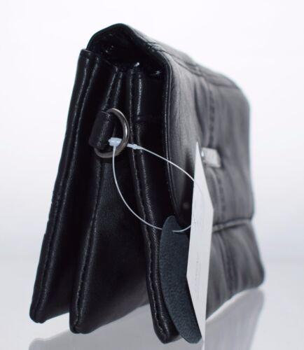 Lorenz Ladies Girls Small Soft Leather Handbag Shoulder Bag Over body Bag 1944