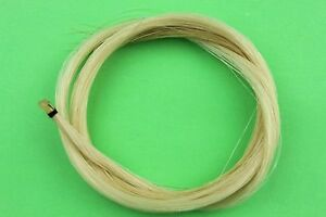 5 hanks Horse Hair balck Horse Tail Hair Violin Bow Hair 80-85 cm