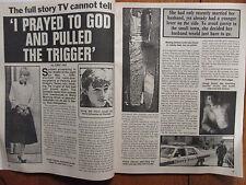 November-1991 Startling Detective Magazine(PAMELA SMART/BESSIE ROWLEN/DORIS FREY
