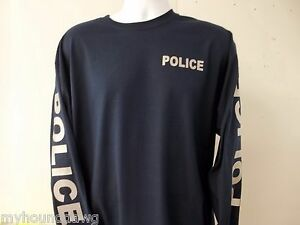 Police-Reflective-Long-Sleeve-T-Shirt-Both-Sleeves