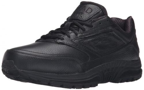 Brooks Men/'s Dyad Walker Comfort Trainer Walking Running Gym Leather Shoes