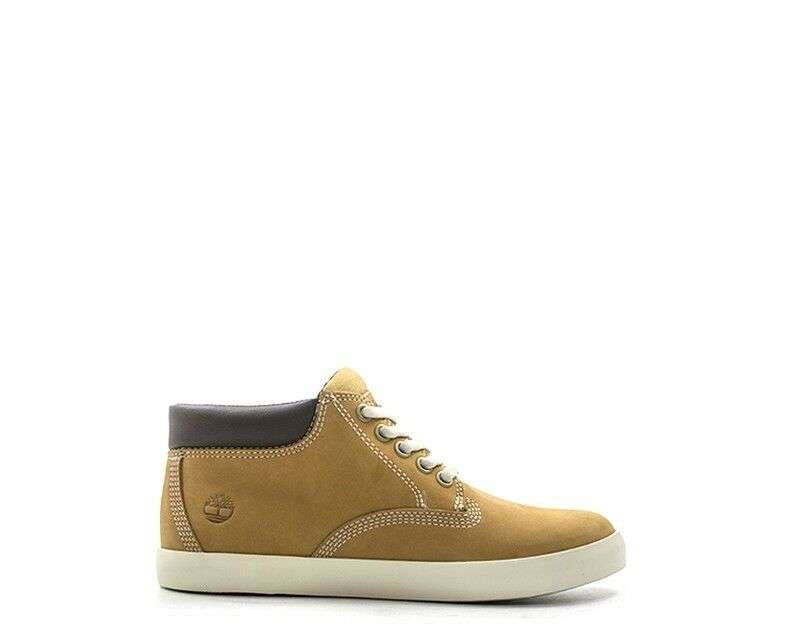 Schuhe TIMBERLAND Damenschuhe Sneakers Trendy  GIALLO Pelle naturale CA1KKQW CA1KKQW CA1KKQW 961076