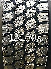 New Winter Drive Tires - Longmarch / Mjolinir  - DRIVE , TRAILER & STEER TIRES - 11r22.5 11r24.5 / 24.5 22.5 Revelstoke British Columbia Preview