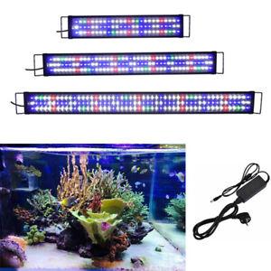 60 180 CM AQUARIUM Beleuchtung Vollspektrum LED