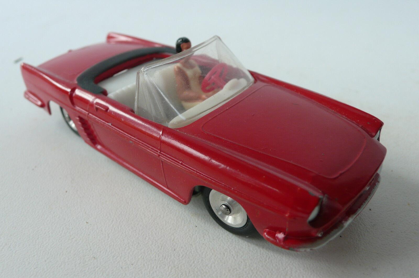 SOLIDO SÉRIE 100  RENAULT FLORIDE CABRIOLET     R.109   1959    BON ÉTAT | Une Performance Fiable  f4acd6