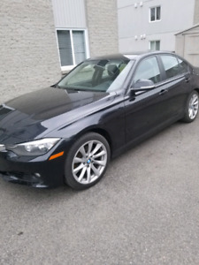BMW 328i Xdrive 2013 (cuir , auto. mags 18'' ) 1 seule taxe