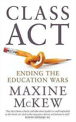 Class Act by McKew, Maxine (2014)