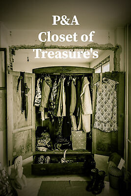P&A Closet of Treasure's