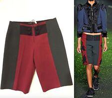 New MARK JACOBS Designer Runway Board Culottes  Pants ,sz 6-8,retail $ 1700