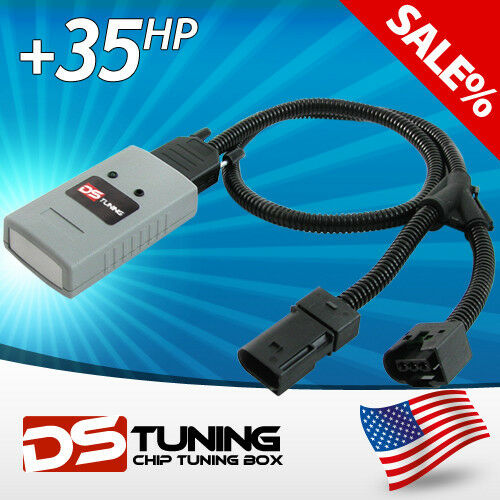 35 PS US PERFORMANCE CHIP TUNING BOX BMW 530d 3.0 218 PS COMMON RAIL DIESEL