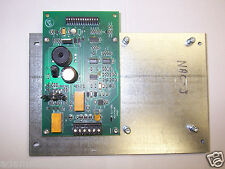 SIMPLEX 565-773 FIRE ALARM IDNET REPEATER BOARD 565773 ON METAL MOUNT