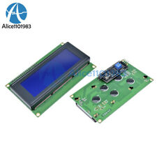 IIC/I2C/TWI/SP??I Serial Interface2004 20X4 Character LCD Module Display Blue