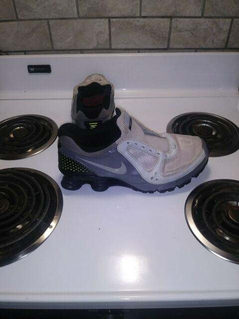 beauty outlet on sale 100% genuine Mens Nike Shox Turbo 10 Running Training Shoes Size 12