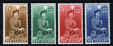 Nueva Zelanda Reina Elizabeth II 1953 juego de parte definitivo SG 733d para SG 736 estampillada sin montar o nunca montada