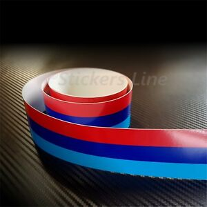 Fascia-adesiva-BMW-cm120X7-adesivo-striscia-motorrad-motorsport-m-performance