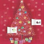 Bauble Tree Advent Calendar (with Stickers)flame Publishing 9780857757845