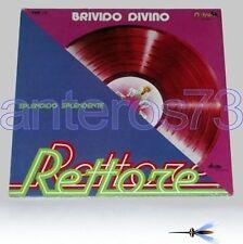 """DONATELLA RETTORE """"BRIVIDO DIVINO"""" LP SIGILLATO OXFORD"""