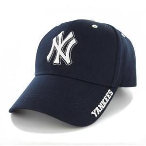 d455a7e0be09a New York Yankees 47 Brand MVP Frost Adjustable Hat Baseball Cap ...