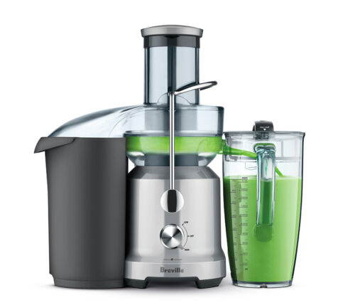 Breville BJE430SIL Juice Fontaine Froide jus extracteur 110 V