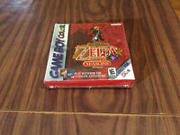 Legend Of Zelda: Oracle Of Seasons (game Boy Color) Brand / V-seam -has Wear