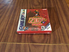 Legend of Zelda: Oracle of Seasons (Game Boy Color) Brand New / V-Seam -Has wear