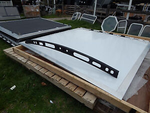 Rv Trailer Motorhome Shed Roof Truss Plastic 83