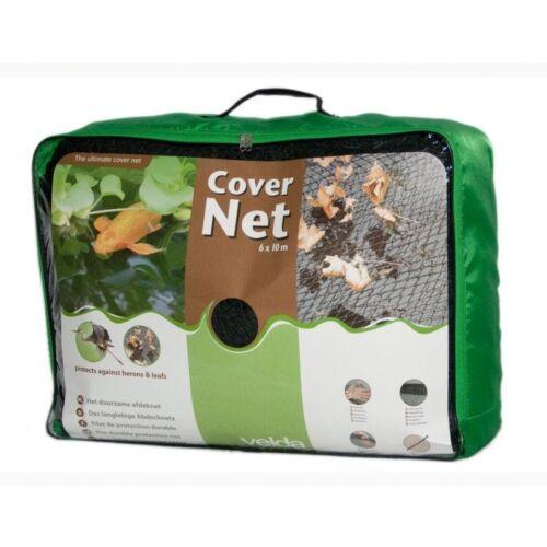 Velda COVER Net fogliame rete di protezione per giardino stagno alta qualità ORIZZONTAL