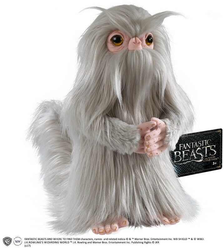 Demiguise soft toy Fantastic Beasts collectable - Noble Collection - 32cm