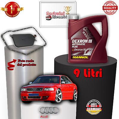 2019 Nuovo Stile Kit Filtro Cambio Automatico E Olio Audi A8 2.8 142kw Dal 1996 -> 2002 1014