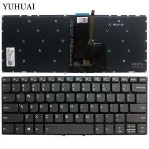 Details about New Lenovo IdeaPad 320-14AST 320-14IAP 320-14ISK 320S-14IKB  Keyboard US Backlit