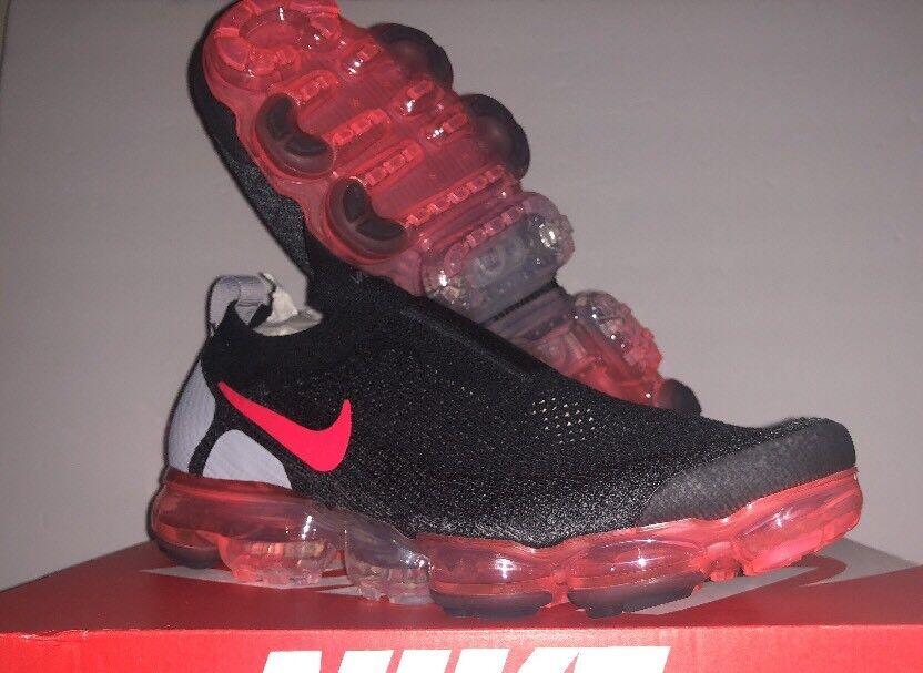 Nike id vapormax moc 2 nero / hyperpunch [aq3841-991. noi uomini sz 11
