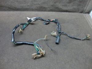 73 honda cb500 cb 500 4 cb500 4 wire harness, main x39 ebay HD Wiring Harness image is loading 73 honda cb500 cb 500 4 cb500 4