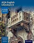 AQA A Level English Literature A Student Book by Luke McBratney, Andrew Ward, Nicola Onyett (Paperback, 2015)