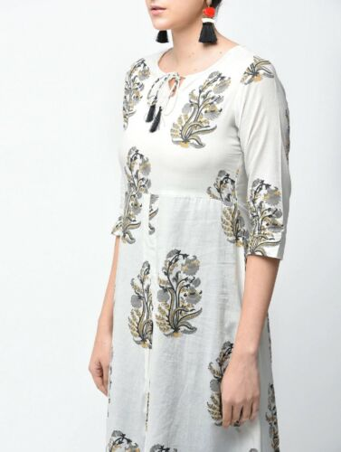 Indian Bollywood Designer Anarkali Gown Kurta Kurti Top Tunic Women Ethnic Dress