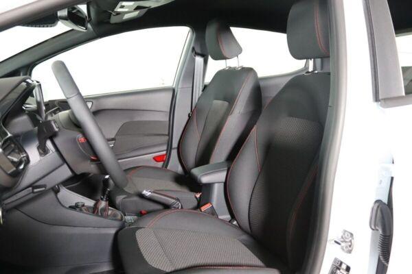 Ford Fiesta 1,0 EcoBoost mHEV ST-Line billede 4