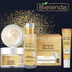 Bielenda-24K-Gold-Youth-Treatment-Anti-Wrinkle-Face-Day-amp-Night-Cream-Snail-50g