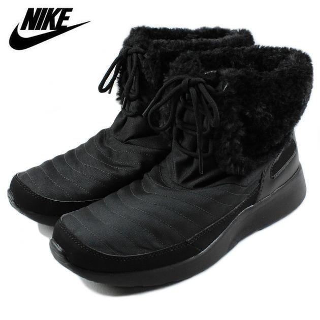 Nike Angelo Inverno Alto scarpe da ginnasticaavvio Scarpe a Stivaletto Donna Pelo Eu 38.5