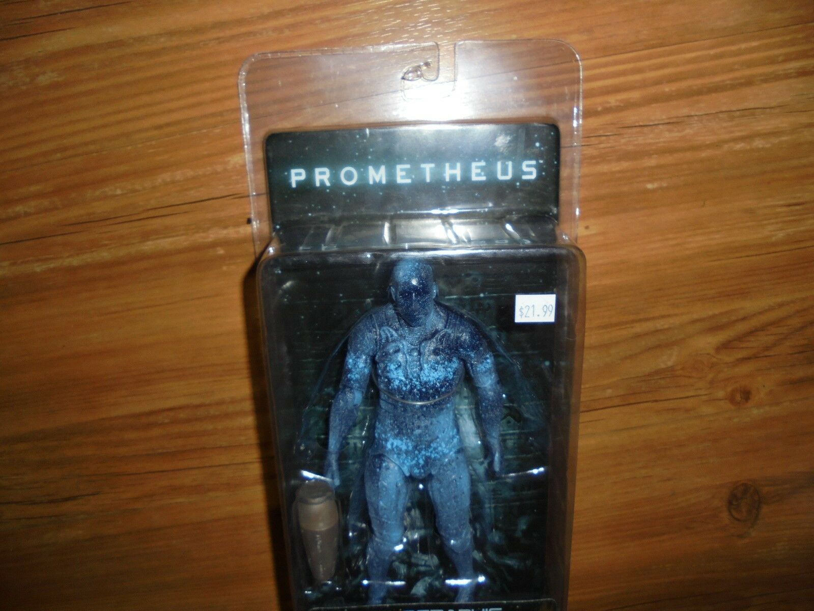 Promethes Holographic  ENGINEER  (Pressure Suit) Action Figure NECA 2013