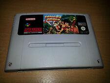 Congos Caper  SNES  Super Nintendo  Pal   Super Nes Joe & Mac 2