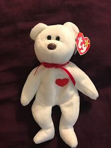 7b0b9649783 Image is loading Valentino-Beanie-Baby-with-Misspelled-Origiinal