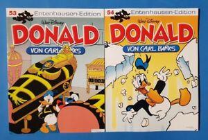 Edition 52 53 54 55 56 ungelesen 1A Donald Duck von Carl Barks Entenhausen