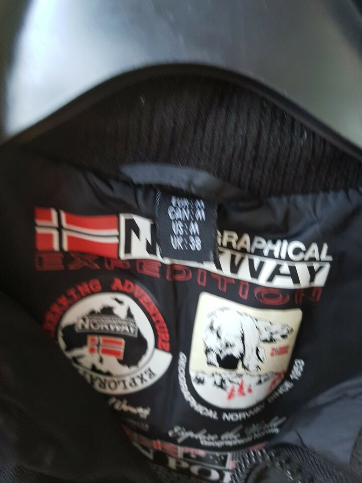 Dynejakke, str. M, Geographical Norway