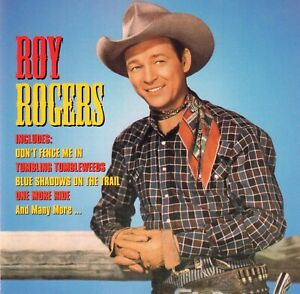 Famous-Country-Music-Makers-by-Roy-Rogers-CD-1999-Pulse-UK-CD-332-Remastered
