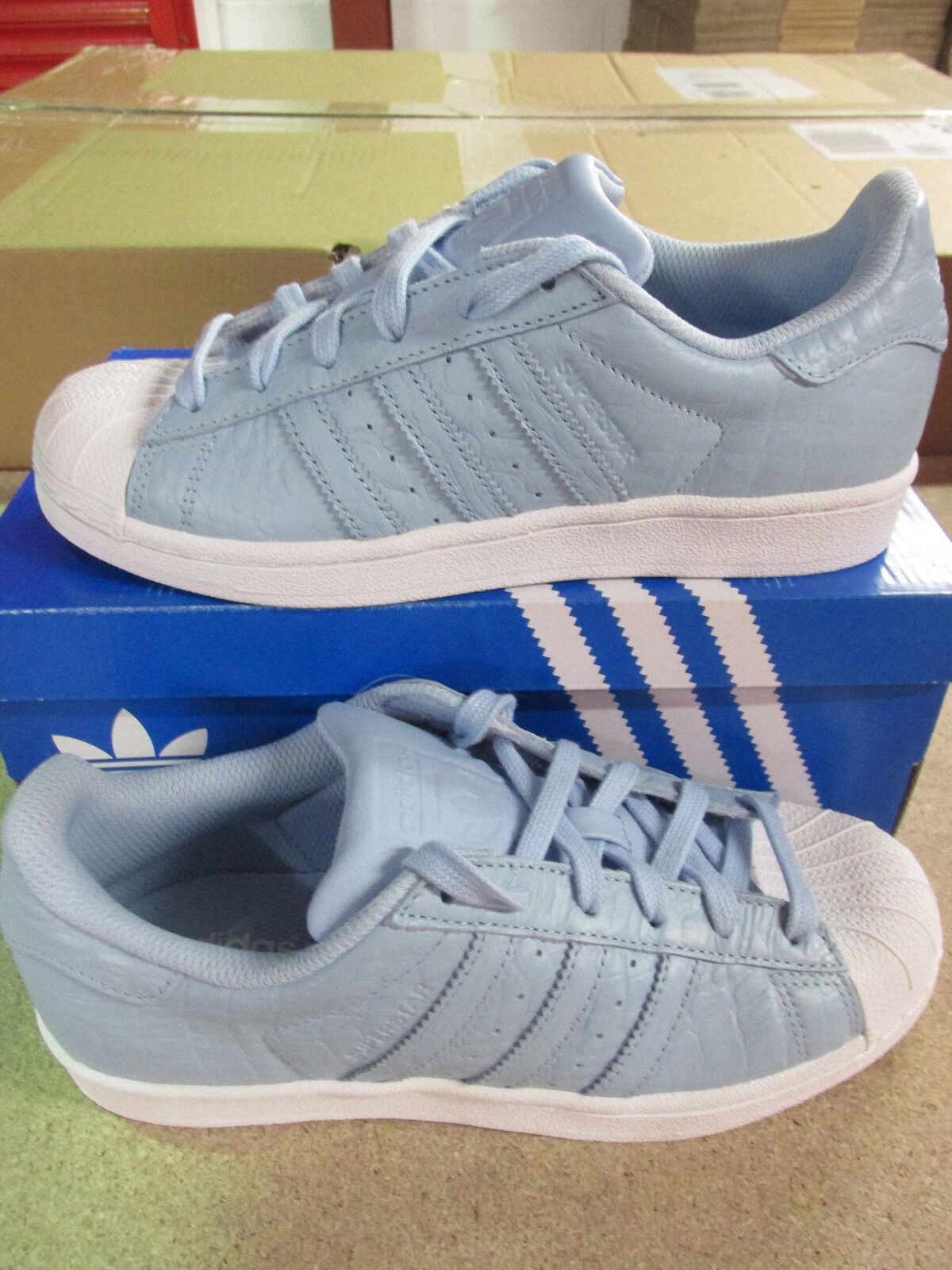 adidas originals superstar S80550 Femme trainers sneakers chaussures