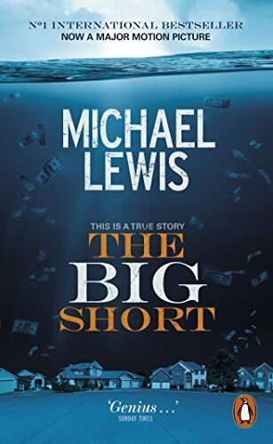 The Big Short. Film Tie-In New Paperback Book