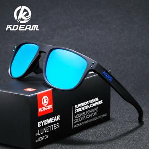 Kdeam-5-Colors-Men-TR90-Polarized-Sunglasses-Outdoor-Sport-Driving-Glasses-New