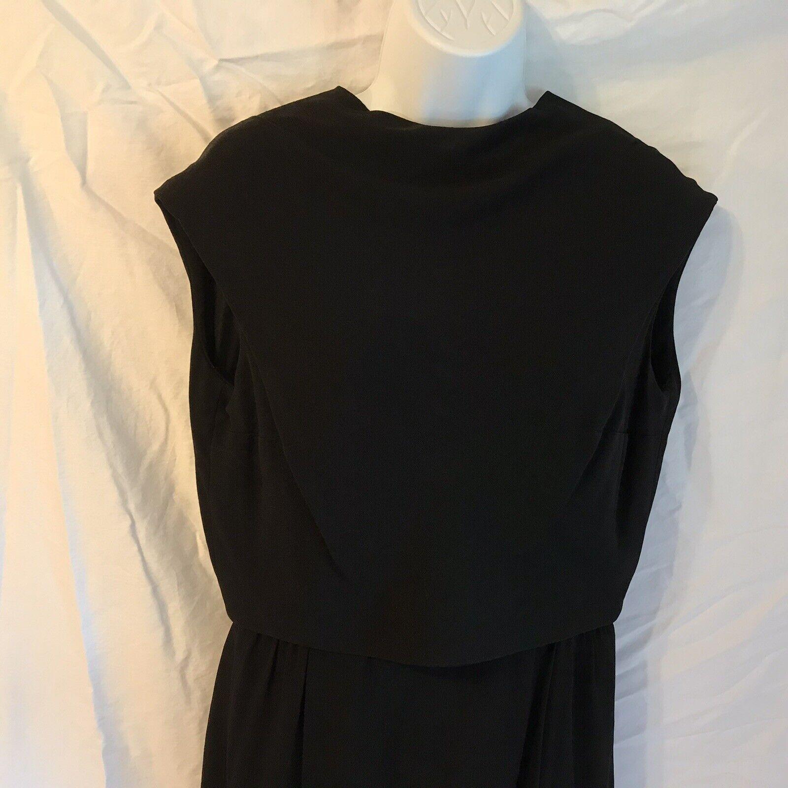 Ceil Chapman Vintage Black Dress - image 10
