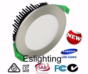 13W 240v SAMSUNG DIMMABLE LED DOWNLIGHT KITCHEN BATHROOM ...